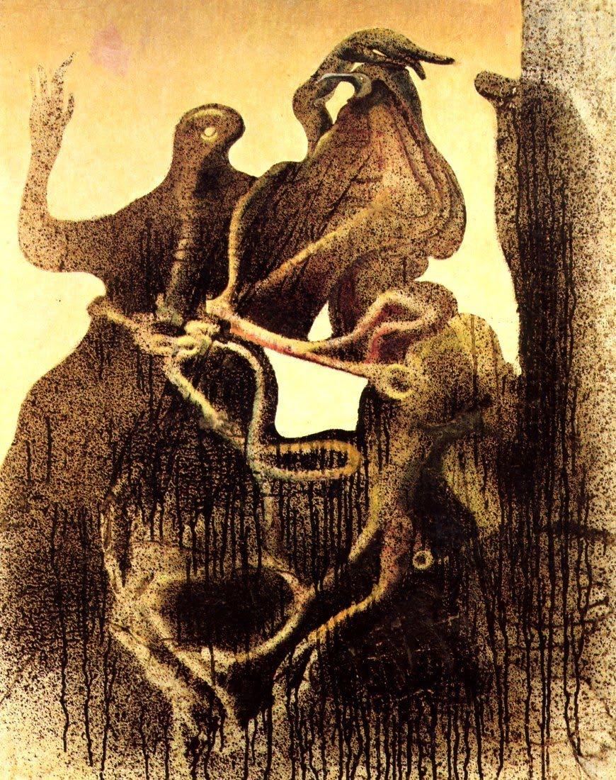 Art Rotation Max Ernst