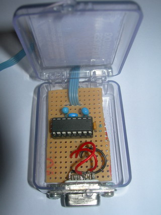 Ttl To Rs232 Adapter Simple Design Electronic Circuit