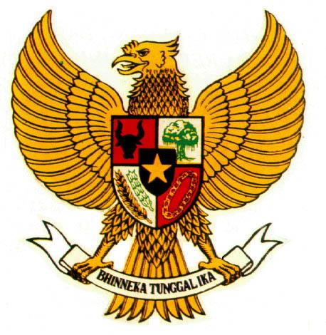 Logo Kabupaten Sekadau Gambar Burung Enggang Gading Logo