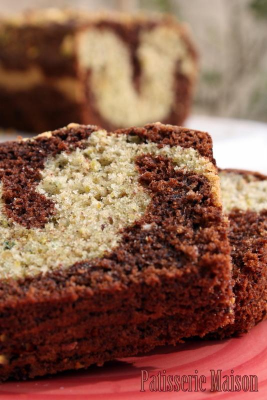 Cake Chocolat Pistache Marmiton