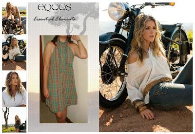 3e32edaeb Fashion Club Extra  VESTIDO EQUUS