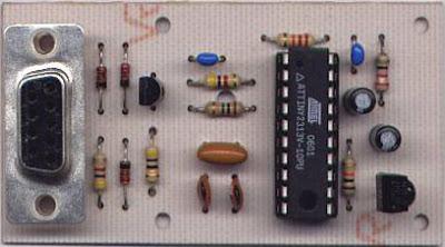 AVR General Purpose Infrared Remote Control Receiver