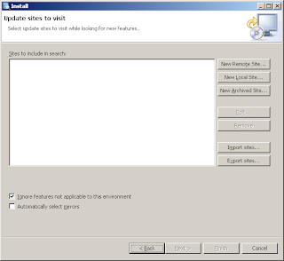 Memory Analyser Tool Extensions Installation