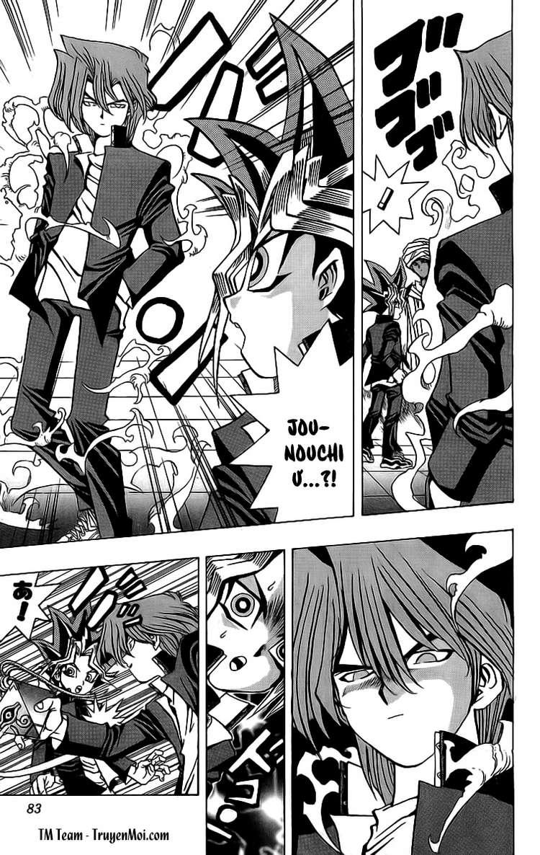 YUGI-OH! chap 19 - trò chơi cuối cùng trang 5