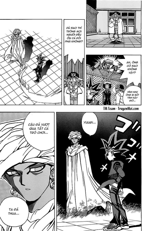 YUGI-OH! chap 20 - trò chơi kết thúc trang 13