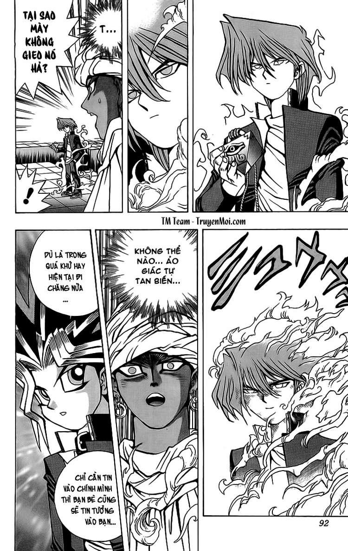YUGI-OH! chap 19 - trò chơi cuối cùng trang 14