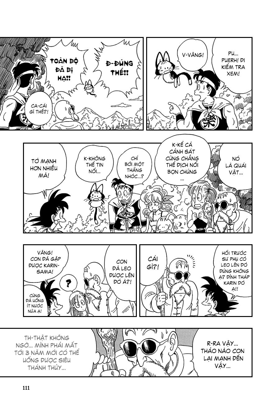 Dragon Ball chap 97 trang 8