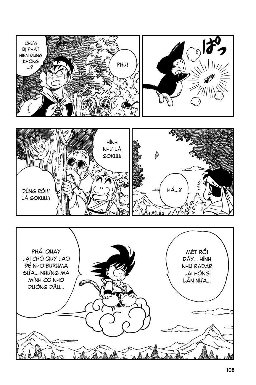 Dragon Ball chap 97 trang 5
