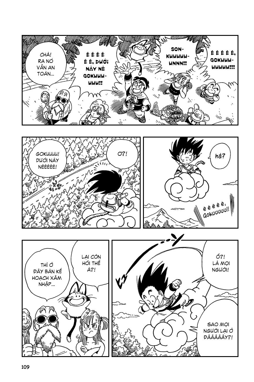 Dragon Ball chap 97 trang 6