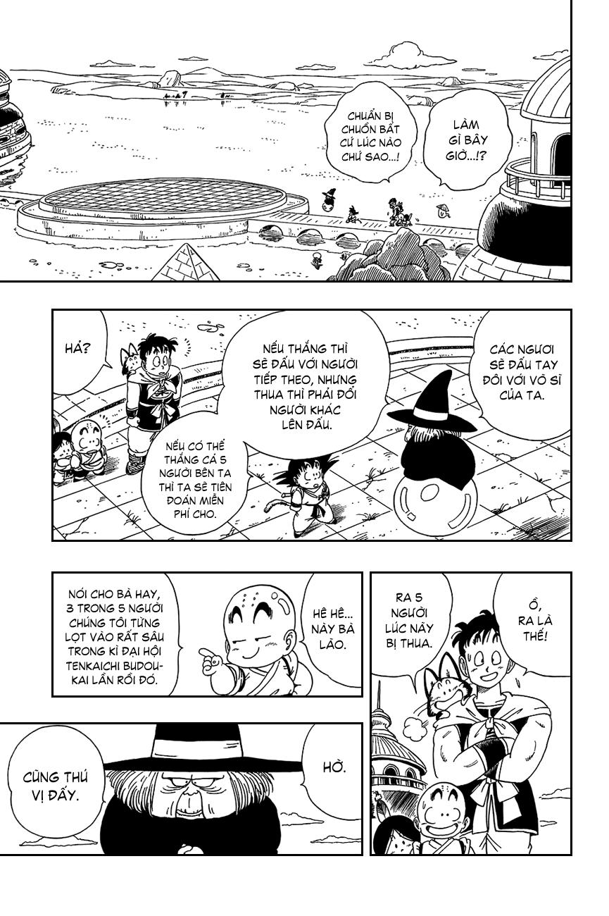 Dragon Ball chap 98 trang 14
