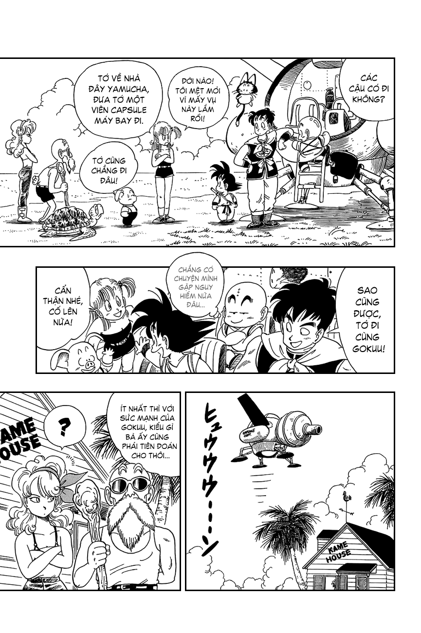 Dragon Ball chap 97 trang 14