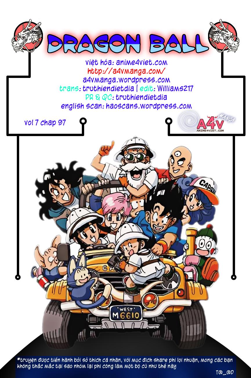 Dragon Ball chap 97 trang 15