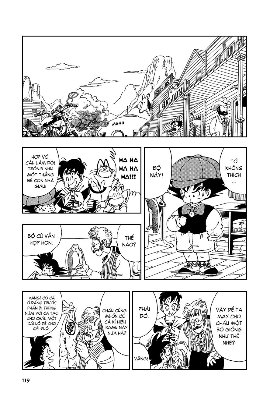 Dragon Ball chap 98 trang 2
