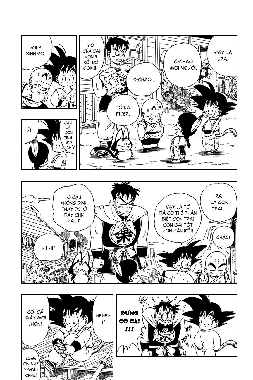 Dragon Ball chap 98 trang 6