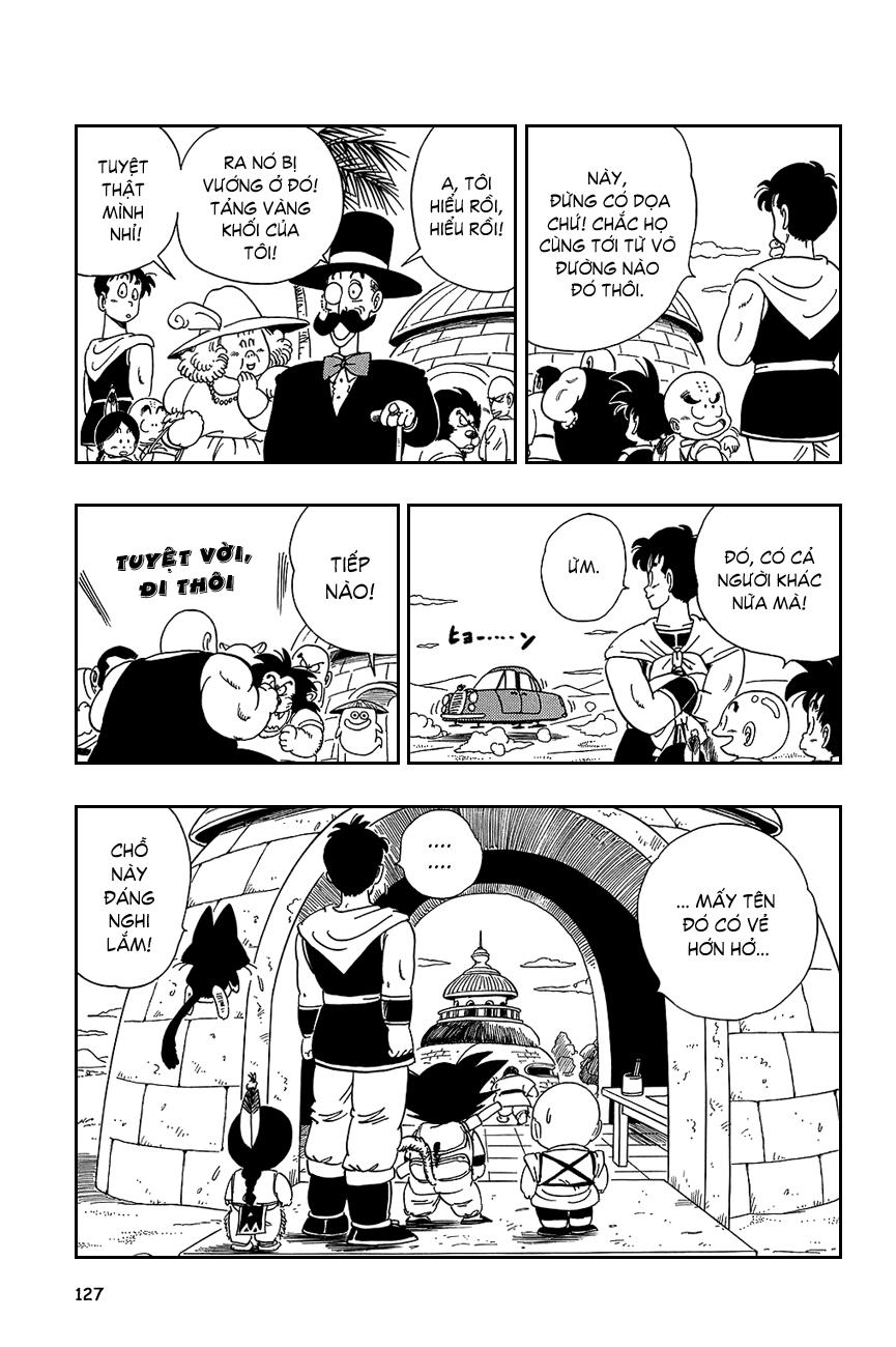 Dragon Ball chap 98 trang 10