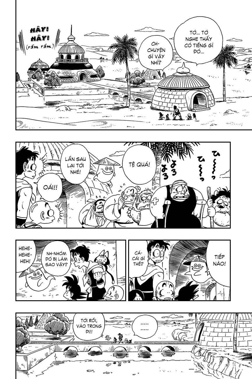 Dragon Ball chap 98 trang 11