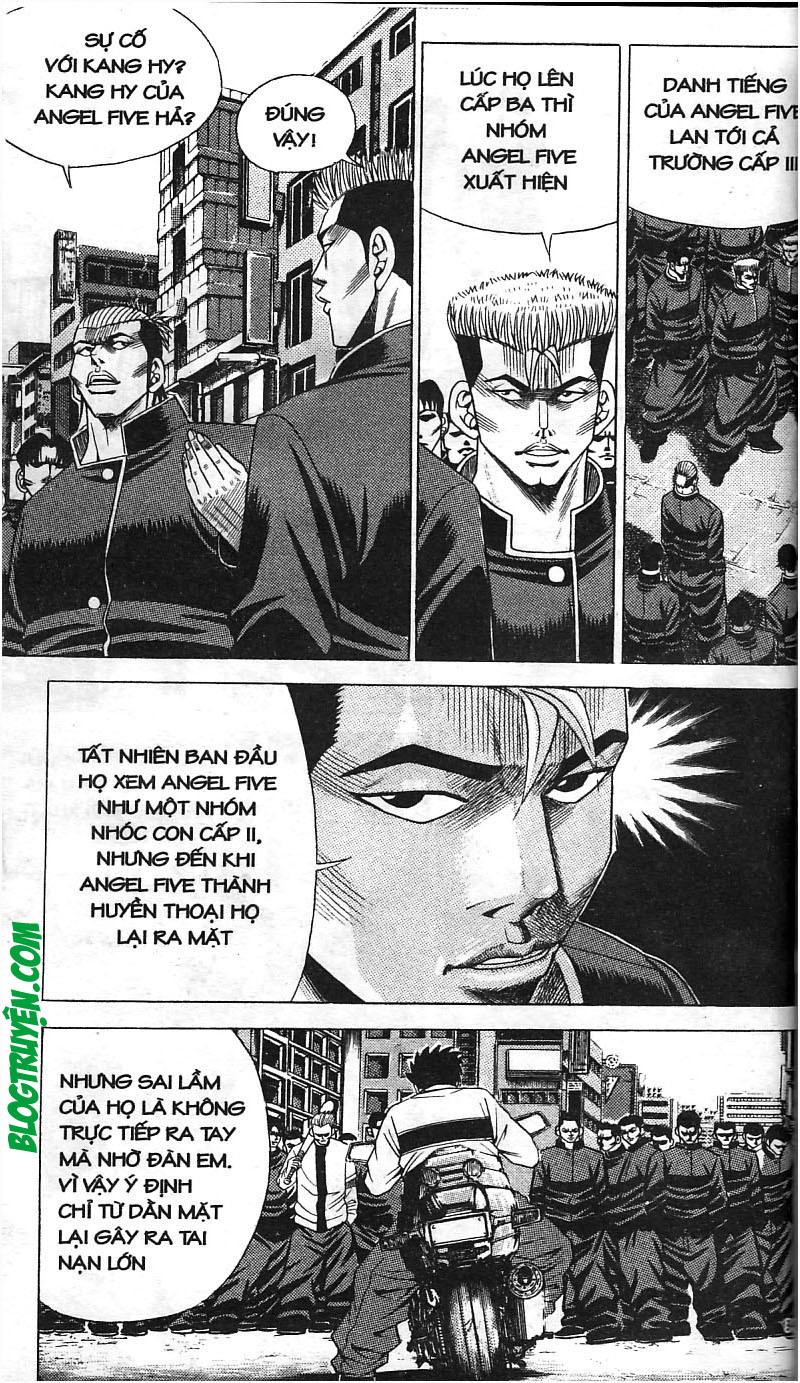 Bitagi - Anh chàng ngổ ngáo chap 65 trang 8