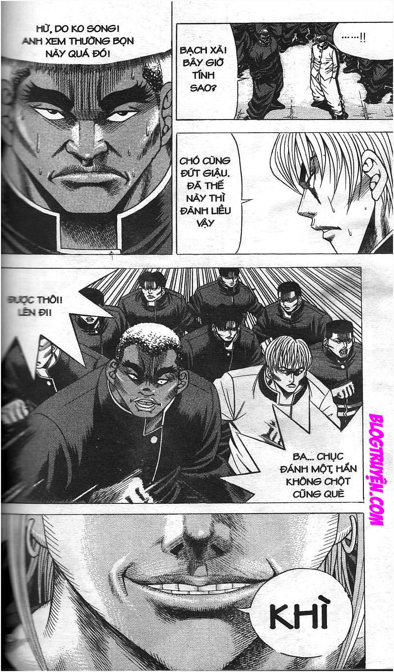 Bitagi - Anh chàng ngổ ngáo chap 65 trang 14