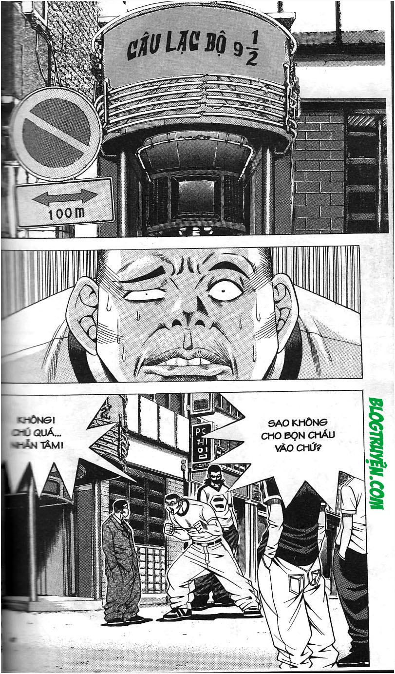 Bitagi - Anh chàng ngổ ngáo chap 65 trang 19