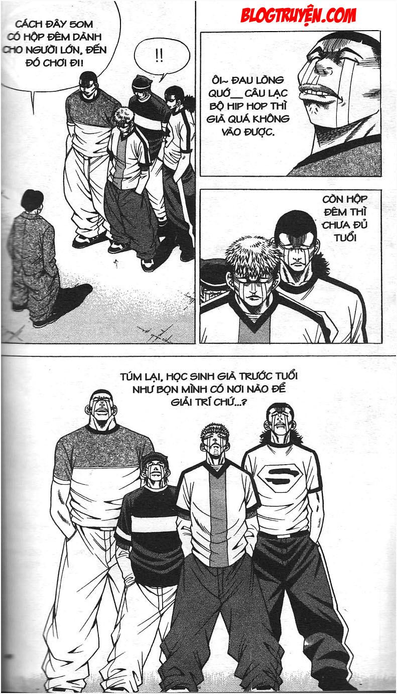 Bitagi - Anh chàng ngổ ngáo chap 65 trang 21