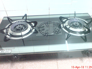 Cuci Dapur Gas Tersumbat