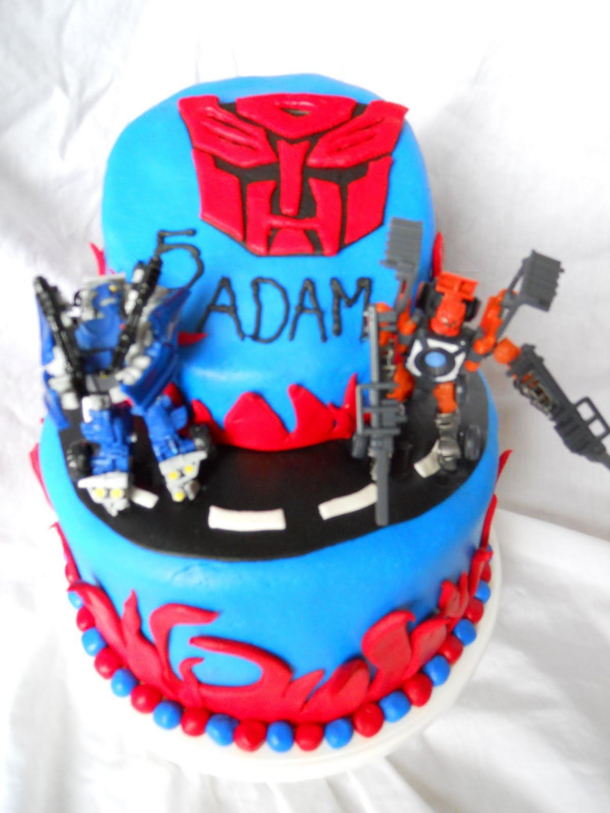 Transformers Cake Cake Ideas And Designs