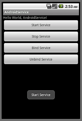 android.app.Service