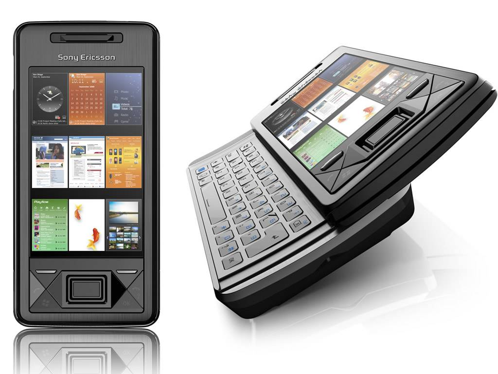 Sony Ericsson Xperia Mobile Phones