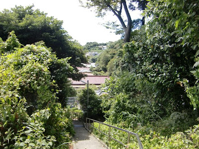 小坪路(光明寺裏山から)