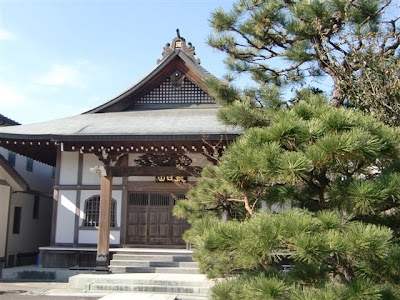 腰越・勧行寺