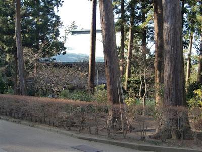 円覚寺法堂跡