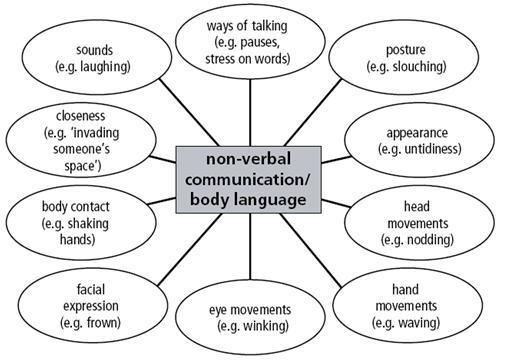COMPRENSION LECTORA INGLES II: Tercer Encuentro: Body Language