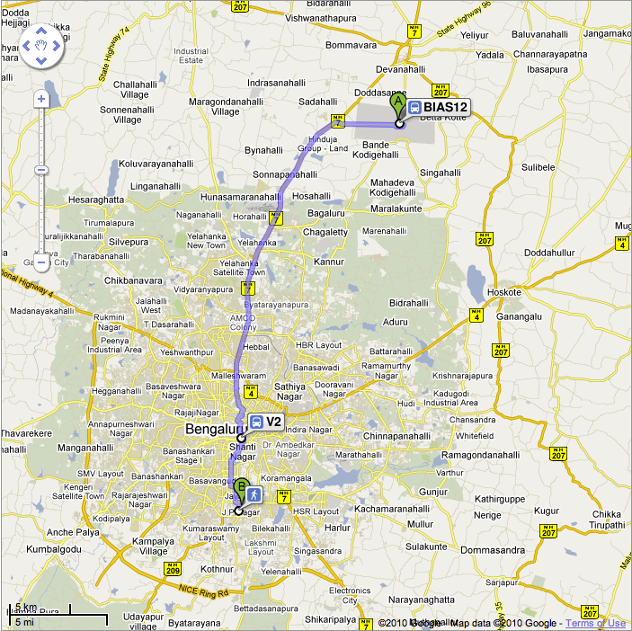 bmtc bus route map Official Google India Blog Taking The Bus Becomes Easier With bmtc bus route map