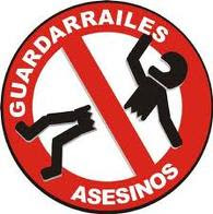 Guardarrailes Asesinos...!