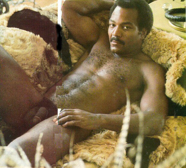 Can consult playgirl fred williamson nude
