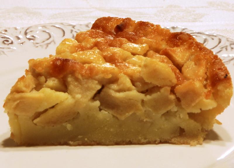 Marie Helene S French Apple Cake