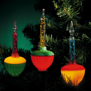 Iowa Grasslands: Bubble Lights and Tinsel
