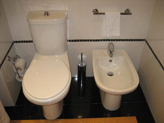 We Bid Our Bidet Adieu...