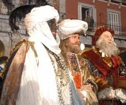 Ejercicios español escrito/Written spanish exercises/Reyes Magos