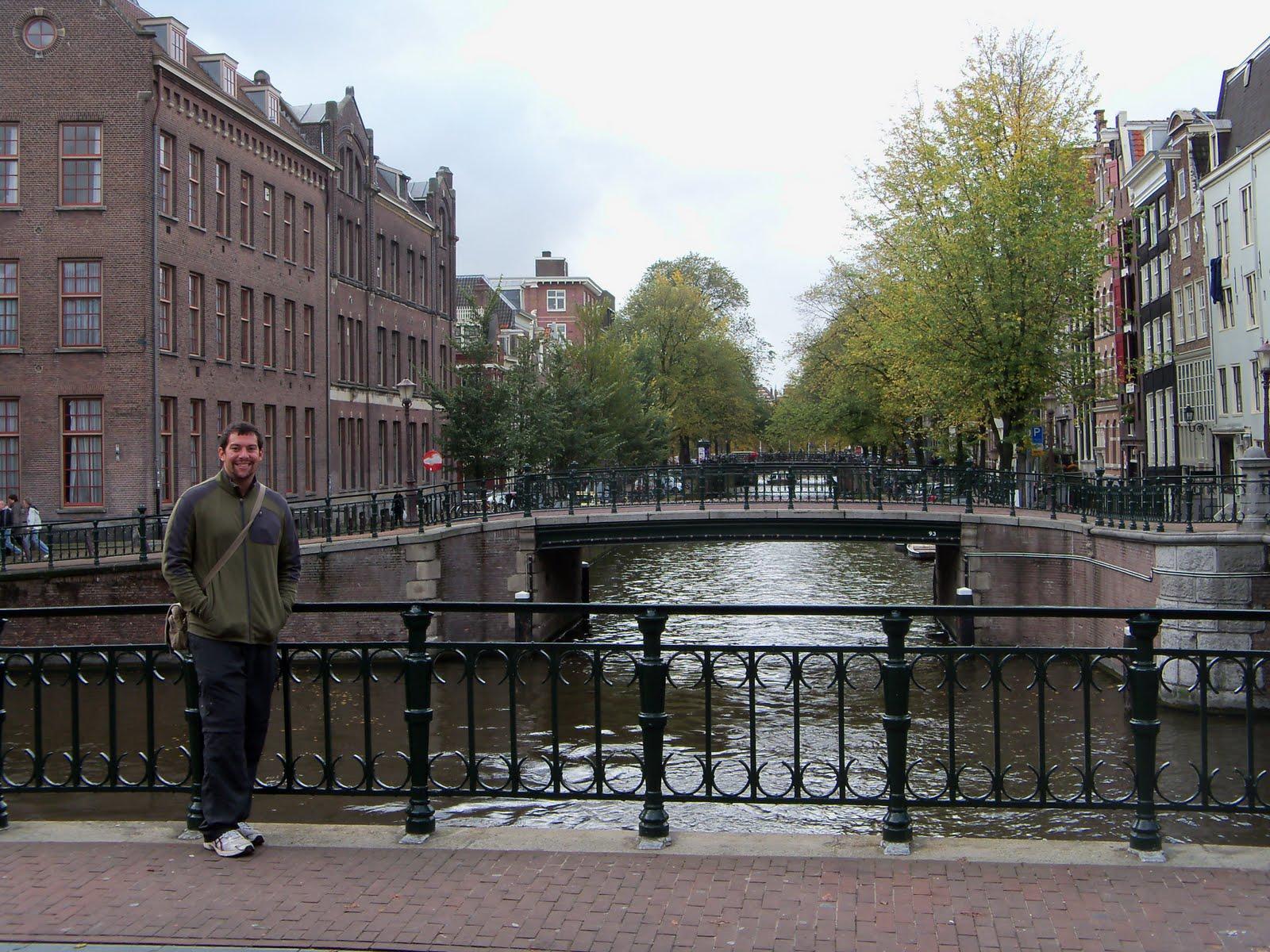 Jason's European Adventure: Munich & Amsterdam