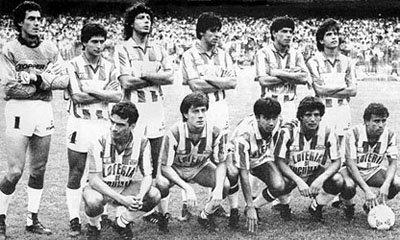 San Martín de Tucumán 1988