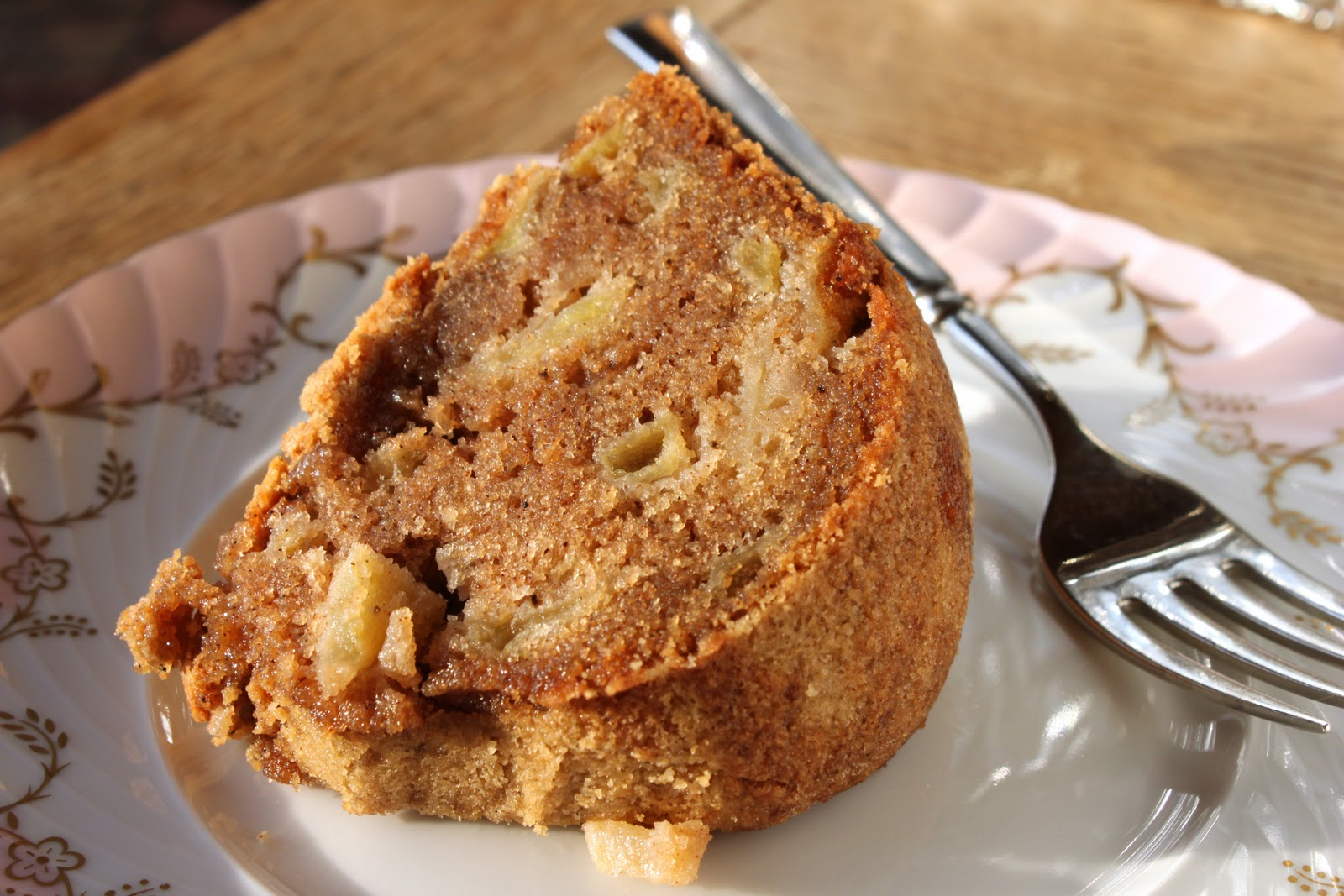 Easy Apple Cake Recipe Rosh Hashanah