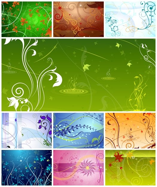 Flower Background Patterns Wallpapers Pack | All ...