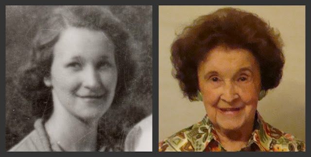 grandmom at 19 then 89