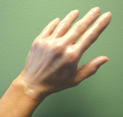 paraffin hand treatment