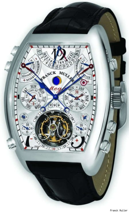 Aeternitas Mega 4 Could Be The Most Complex Watch In The World