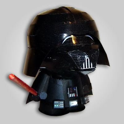 Darth Vader Gets SouthPark-ified