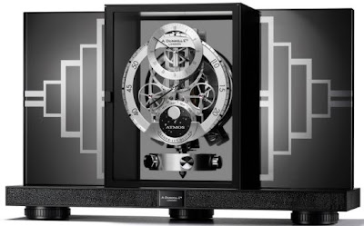 Dunhill's Atmos Clock Is Pricey And Wonderful