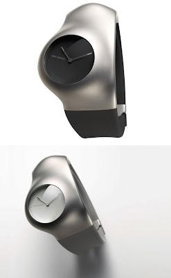 Hu Watch Joins Miyake Line Of Designer Watches