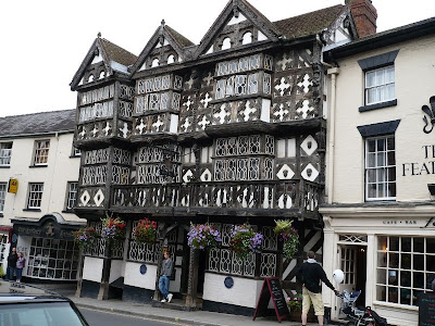 Feathers Hotel in Ludlow